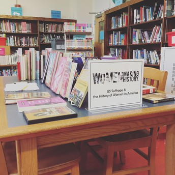 Feminism & Women's History CCD Open House