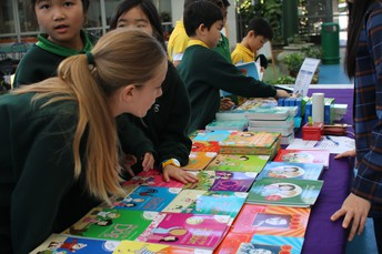 Book Fair - Monday 8th April