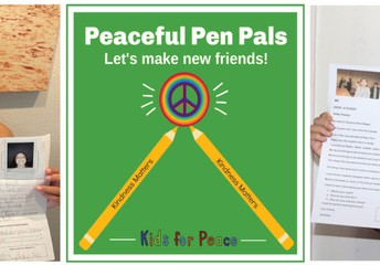 Peaceful Pen Pals Project