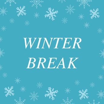 School Out Days - Winter Break