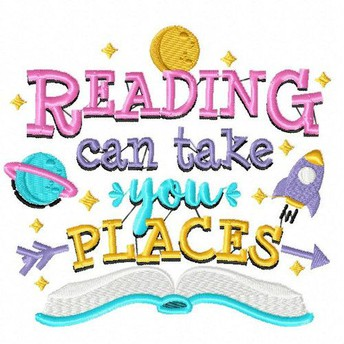 Tell us about your reading adventure!