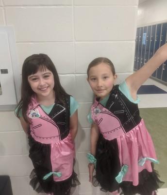 Halloween week fun at SAA!