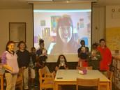 Author Skype Visit