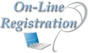 August 13th,  Annual Online Registration Information (Action Required)