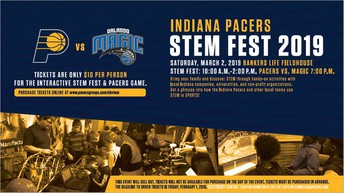 INDIANA PACERS STEM FEST