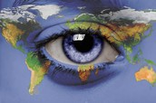What do you perceive the world around you to be like?