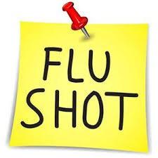 Update Re: Seasonal Flu Vaccine