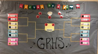 Getting ready for March madness...con música!! 350+ schools, 44 states and 8 countries will be participating.