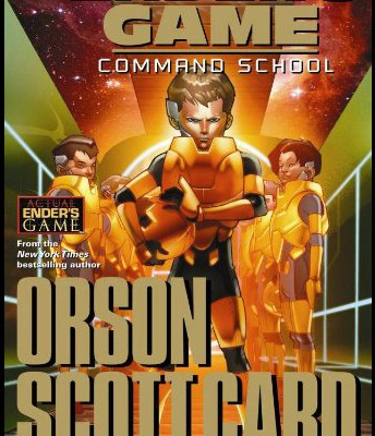 Ender's Game, Command School by Orson Scott Card