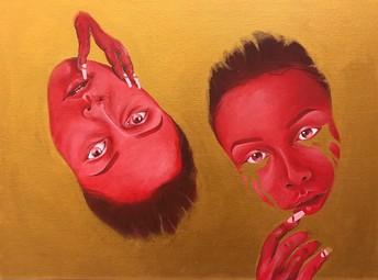 Artist's Work Headed to Washington
