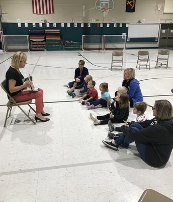 Storytime with AM Preschool