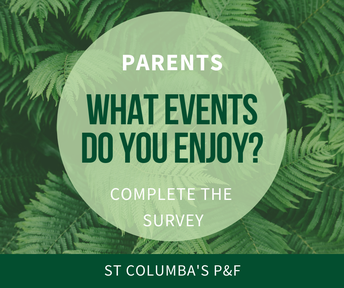 What Events Interest You?                                        Survey by TOMORROW!