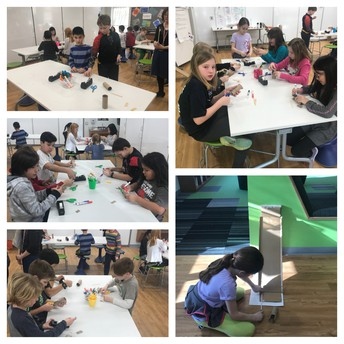 Ms. Bialk's Class: Building Bobsleds