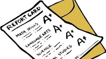 Progress Report Grades - Friday 9/18/2020