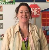 New 1st Gr Teacher: Sra. Strom
