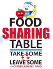 Food Sharing Cart at VV