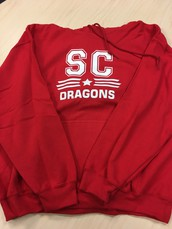 SC Star and Stripe Hoodie