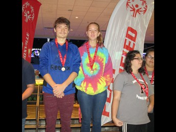CONGRATULATIONS TO OUR SPECIAL OLYMPIAN ATHLETES!