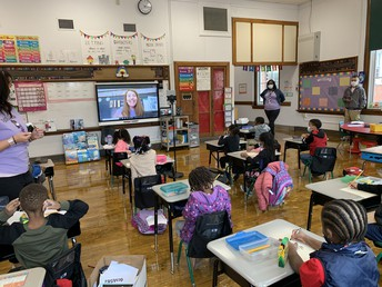 Virtual Art Class!