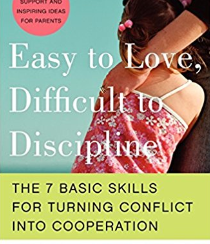 "Parent Book Study:  ""Easy to Love, Difficult to Discipline"""