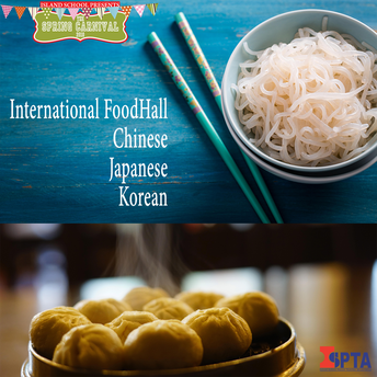 For the foodies out there - International food hall
