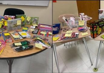 6th Grade SPED Team School Store
