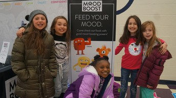 VO Students at Mood Boost
