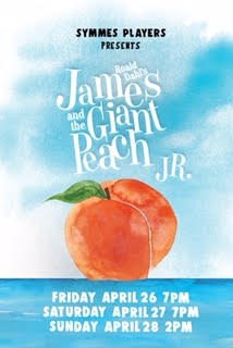 Symmes Players Presents: James and the Giant Peach Jr.