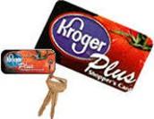 Kroger Reward Card