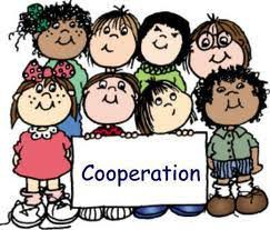 September Lifeskill- Cooperation