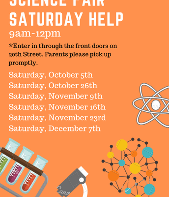 One Saturday Help Day Left!