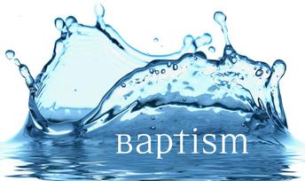 525 WORSHIP CELEBRATES ITS FIRST BAPTISM
