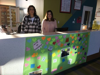 Library Personnel Boasts on Kindness