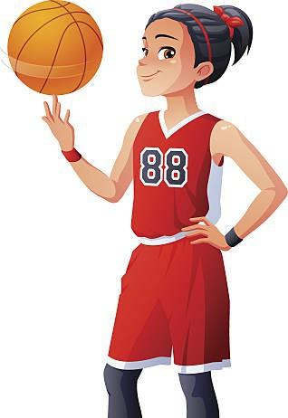 campamento de baloncesto para niñas