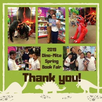 2019 Spring Book Fair