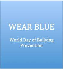 World Day of Bullying Prevention #BLUEUP