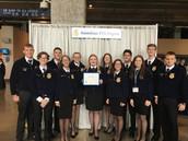 SCHS FFA Members