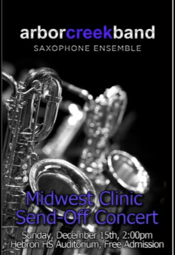 ACMS Saxophone Ensemble