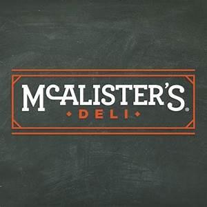 Recaudación de fondos - Compre en McAlister's Deli