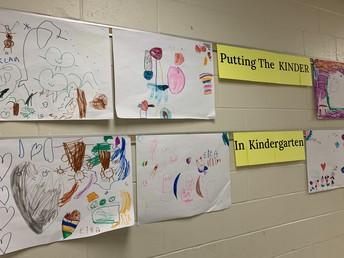 Putting the KINDER in Kindergarten : )
