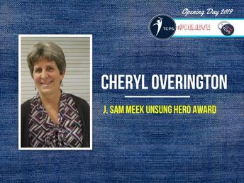 Cheryl Overington