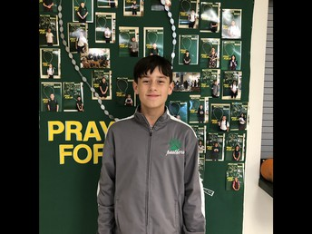 Matthew - 6th Grade