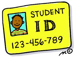 Student IDs  Have Arrived