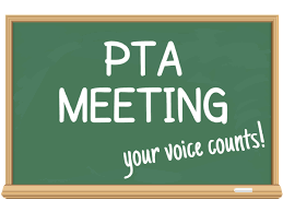 Next General Meeting for EC PTA