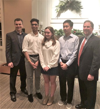Service Club of Andover Night of Appreciation recognizes AHS Students