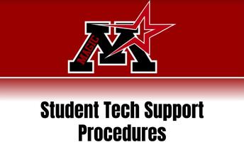 Student Tech Support Procedures