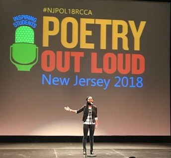 Poetry Out Loud Regional Recitation Contest