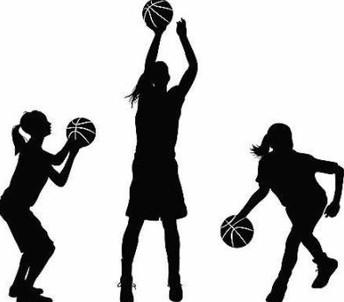 4K - 8th grade Girls Basketball & Little Dribblers