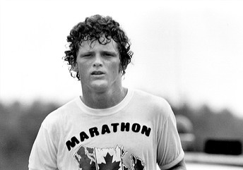 TERRY FOX FUNDRAISING TOTAL