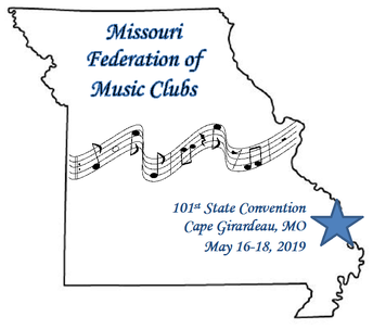 MFMC State Convention - May 17-18, 2019